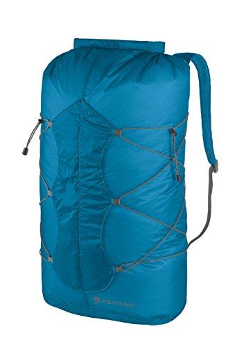 Unbekannt Ferrino Pudong Rucksack faltbar Ultraleicht, blau, M