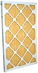 Glasfloss Industries M1114201 Z-Line Series MR-11 Pleated Filter, 12-Pack