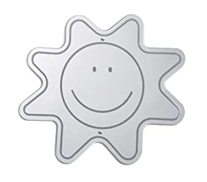 Whitney Brothers Acrylic Mirror, Happy Face