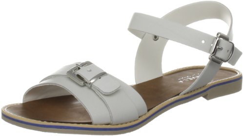 Carvela - Sandali 2757433109 Donna, Bianco (Weiß (White)), 35.5