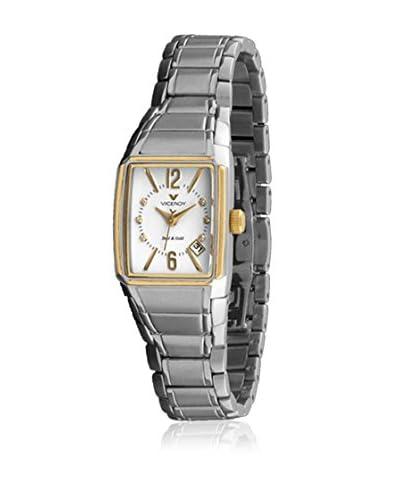 Viceroy Reloj de cuarzo 47354-05 Plateado 25.00 mm
