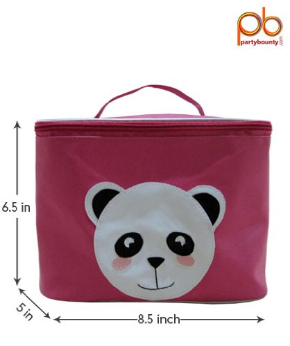 Herberto- Travel Pouch Panda Pink (multicolor)
