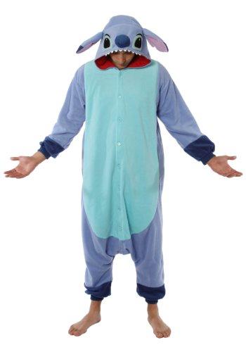 Stitch Pajama Costume (Standard) front-764763