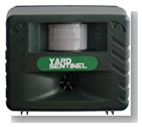 Yard Sentinel - Electronic Pest & Animal Control Repeller with Motion Sensor