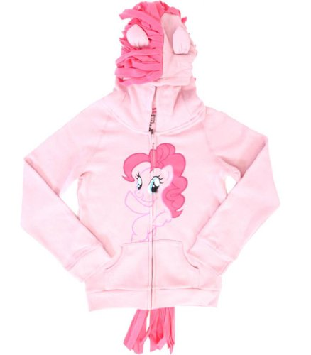 Little Girls' My Little Pony Pinkie Pie Kids Hoodie 6X (Hoodie Pinkie Pie compare prices)
