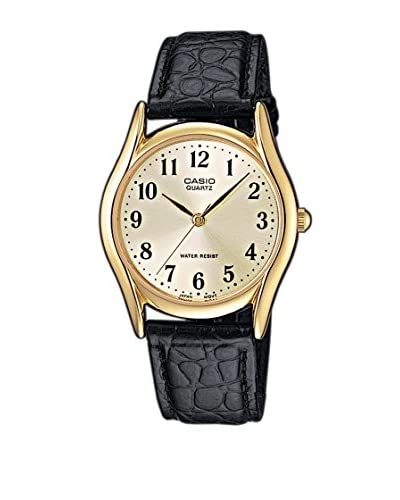 Casio Reloj de cuarzo Classic Negro 39  mm