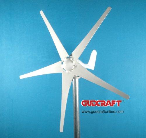 ALEKO WG450 450W 450 Watt 12 Volt Wind Turbine Residential Wind Generator