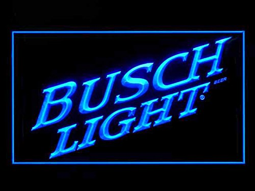 Busch Lite Beer Vintage Bar Led Light Sign 0