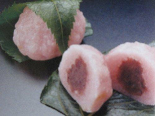会席甘味 割烹桜餅(道明寺)  15個入