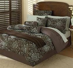 Radcliffe Queen 12-piece Bed in a Bag Set