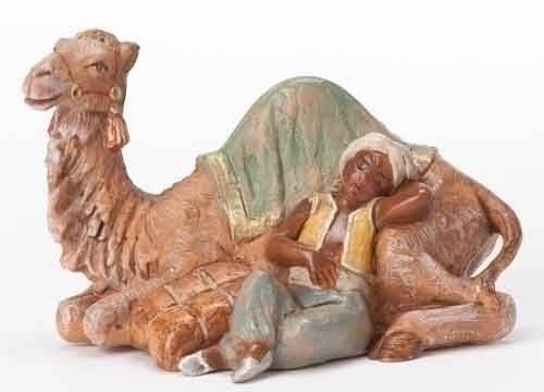 Fontanini Fontanini 2012 Limited Edition Cyrus Boy with Camel
