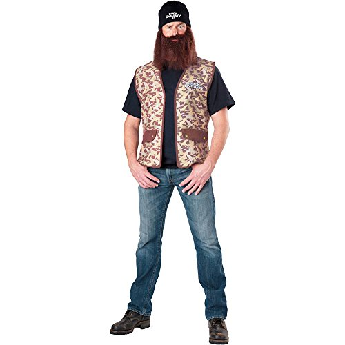 Duck Dynasty: Jase Adult Costume