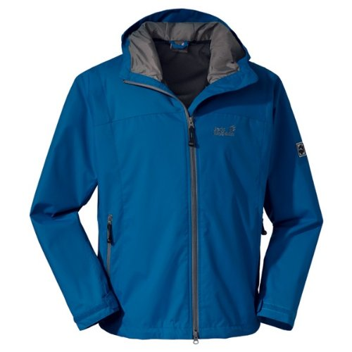Jack Wolfskin VORTEX JACKET MEN electric blue