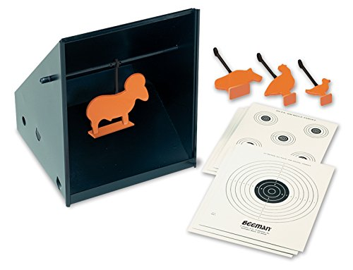 Beeman Pellet Trap with Targets and Silhouettes (Airsoft Animal Targets compare prices)