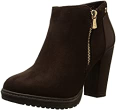 XTI Women's 28324 Unlined classic boots half length