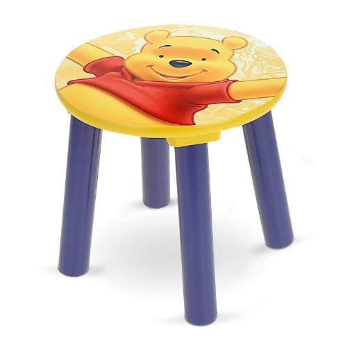 Disney Winnie the Pooh Kinderhocker Kinderstuhl Ø 24 cm