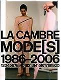 echange, troc Tony Delcampe - La Cambre Modes 1986-2006