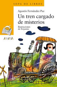 Un tren cargado de misterios / A Train Full of Mysteries (Spanish Edition)
