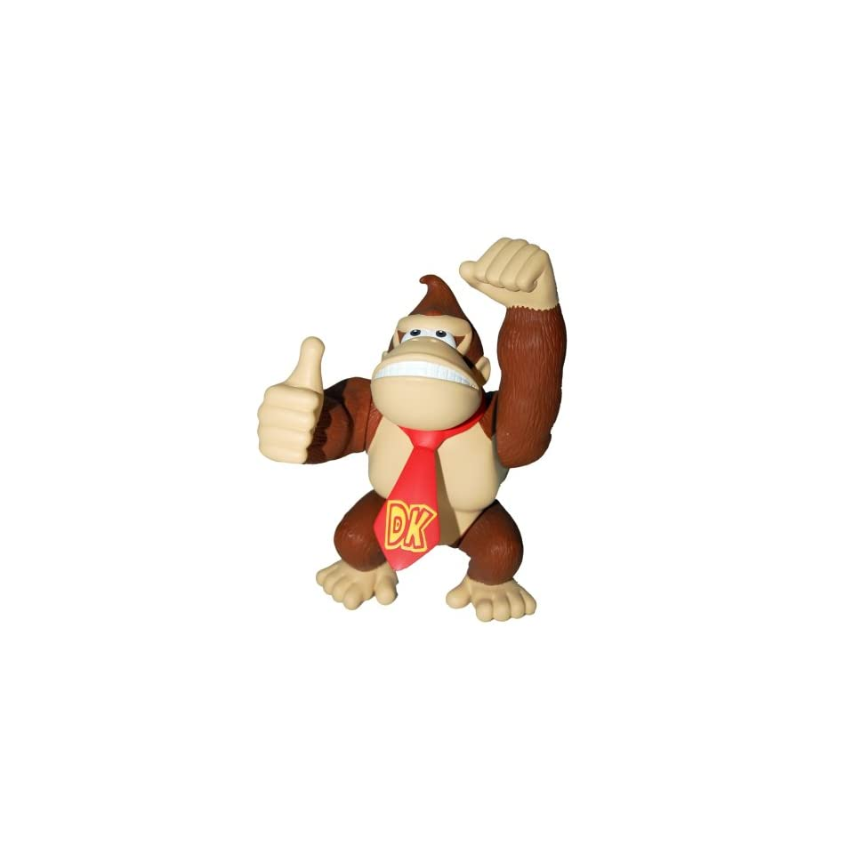 Nintendo Super Mario Bros. Donkey Kong Vinyl Figure