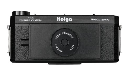 Review Holga 120 Wide Pinhole Camera
