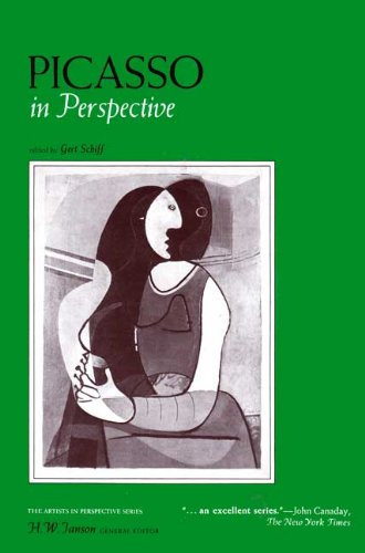 Picasso in Perspective (The Artists in perspective series)