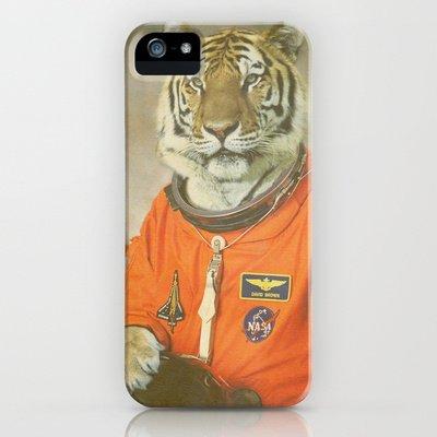 Society6/ソサエティシックス iphone5 ケース とら タイガー Moon_Tiger
