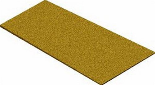 Midwest Products 3030 5mm Railroad Cork HO and O Wide Sheets, 11.75 by 36-Inch - 1