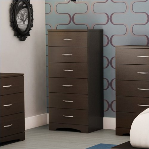 South Shore Step One Collection 6 Drawer Chest,