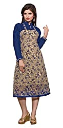 Ethnic For You Presents Stitched Kurti.. (RFPL31006XL)