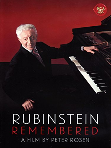 Arthur-Rubinstein-Rubinstein-Remembered