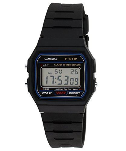 Casio-Vintage-Series-Digital-Black-Dial-Mens-Watch-F-91W-1DG-D002