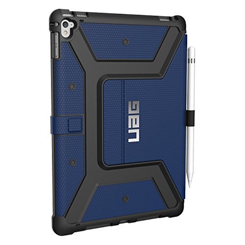 Review UAG Folio 9.7-inch iPad Pro Feather Lite Composite [COBALT] Military Drop Tested iPad Case