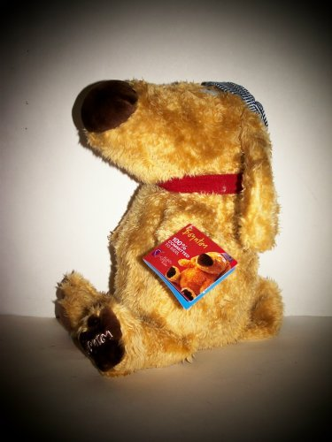 Boynton Plush Golden Retriever Dog - 1
