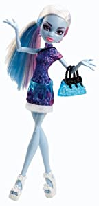 Mattel Y0393 Monster High Scaris Abbey Bominable