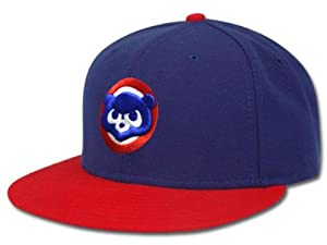 Buy Chicago Cubs Road 1984 Performance 59FIFTY On-Field Cap by New Era by New Era