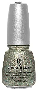 China Glaze Nail Polish, Ray-diant