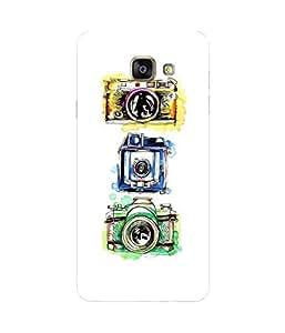 3 Cameras Samsung Galaxy S7 Case
