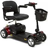 Go Go Travel Vehicle Elite Plus 4 Wheel Scooter