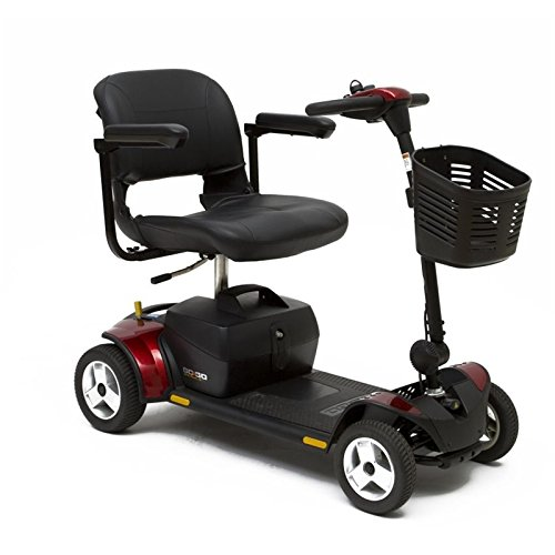 Go Go Travel Vehicle Elite Plus 4 Wheel Scooter