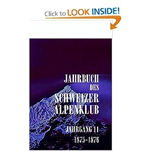 Schweizer Alpen Club - Suche in ŤDie Alpenť