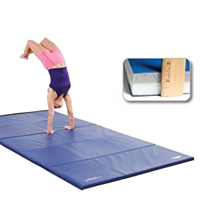 Buy GSC Ultimat Polyethylene Folding Mat - 6 x 12 Foot by Athletic Connection