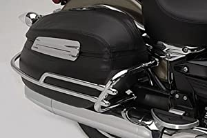 Yamaha OEM Motorcycle Stratoliner- Saddlebag Trim Rails For Deluxe Hard SideBags. OEM 2C5-F84F0-V0-00-00