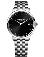 Raymond Weil Toccata 5588-ST-20001 23mm Steel Bracelet & Case Anti-Reflective Sapphire Men's Watch