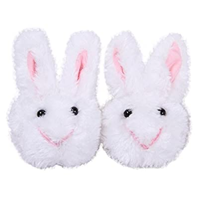Toy Doll Clothes - Bunny Slippers by Toy Doll Clothes