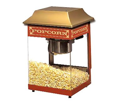 Star Mini JetStar Popcorn Popper - J4R (Star Popcorn Machine Switch compare prices)