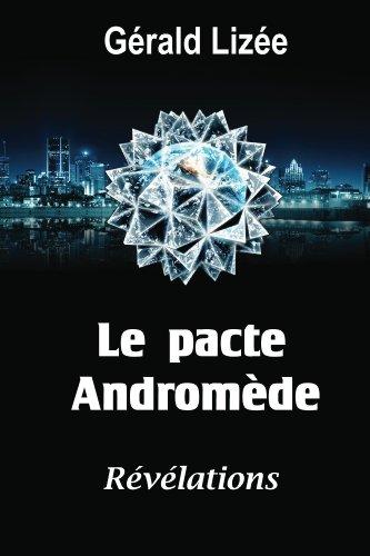 Couverture du livre Le pacte Andromede