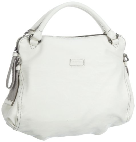 ESPRIT Women's C15023 City Bag Off White