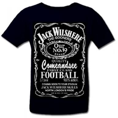 Arsenal Jack Wilshere T-Shirt