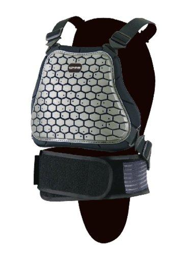 コミネ(Komine) SK-680 Extreme Body Armor CE Level 2 black Free 04-680
