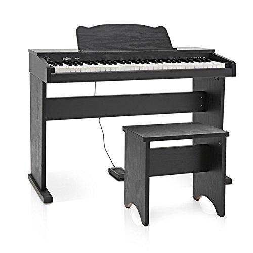 Piano-Digital-Junior-JDP-1-de-Gear4music-Negro-Mate